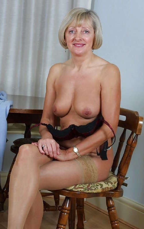 Recommend mature english ladies think