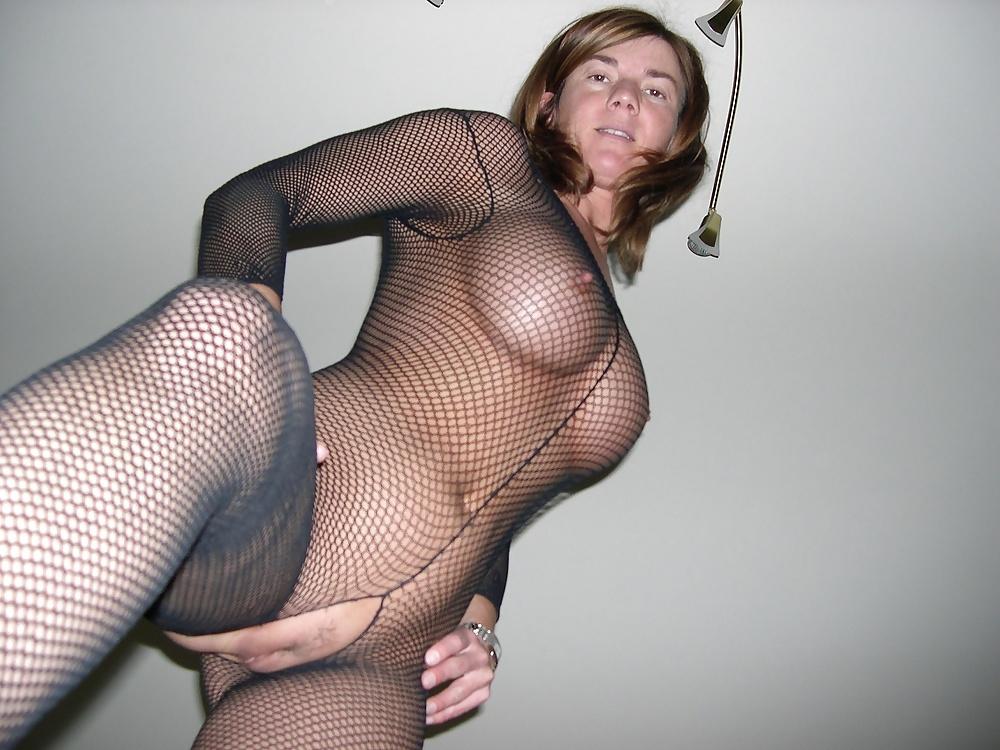 Amateur Girls In Bodystocks And Fishnets Pervertslut 1