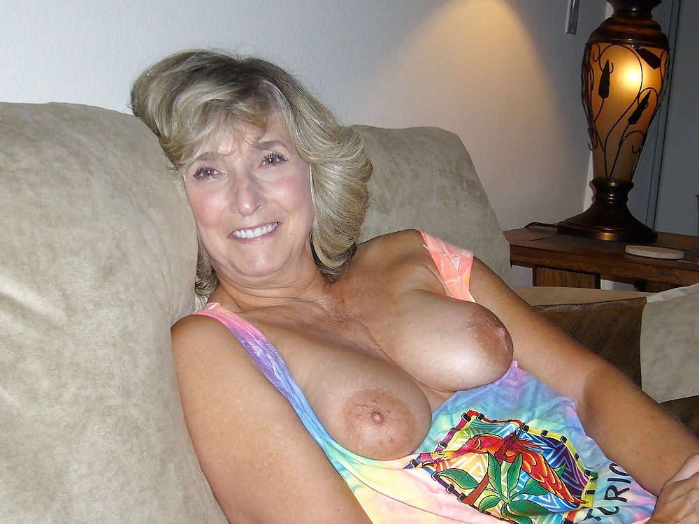 My Sexy Matures: Granny and Mature tits 2