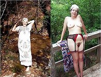 Dressed Undressed! Grannies!