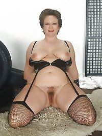 Mature amateur shorthair