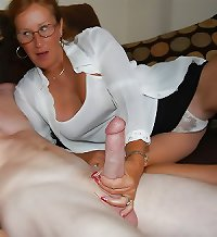 Mature and granny action 2