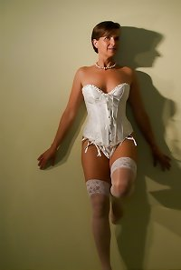Corsets and Girdles